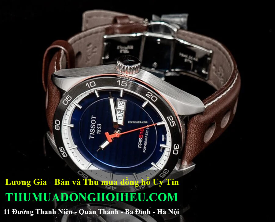 Đồng hồ Tissot T-Sport PRS 516 Powermatic 80 Ref. T100.430.16.041.00