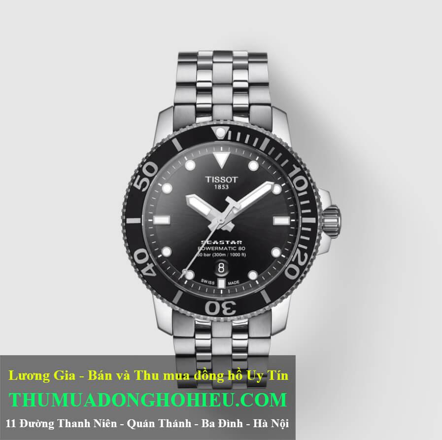Đồng hồ Tissot T-Sport Seastar 1000 Powermatic 80 Ref. T120.407.11.051.00