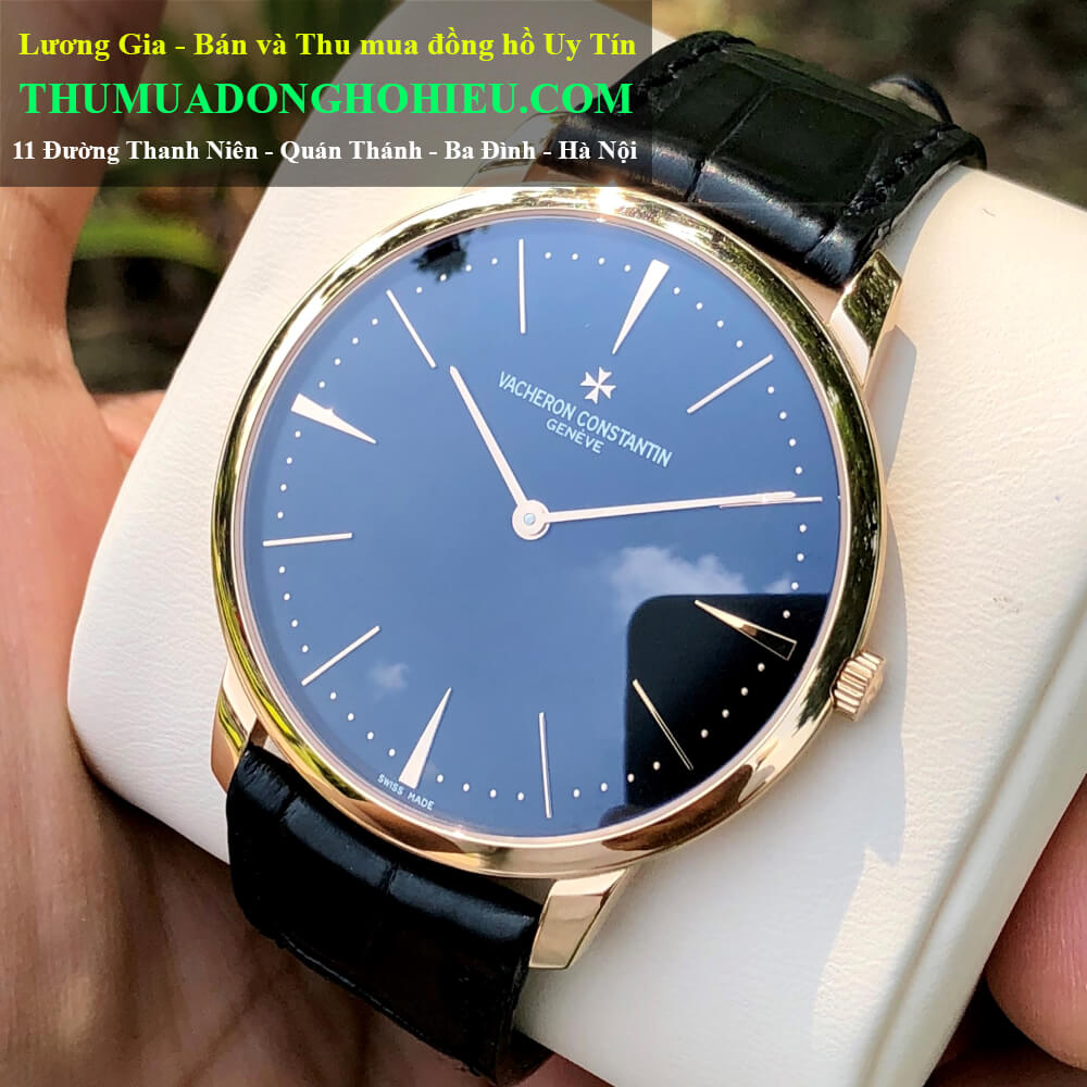Đồng hồ Vacheron Constantin Patrimony Grand Taille 81180/000R-9162